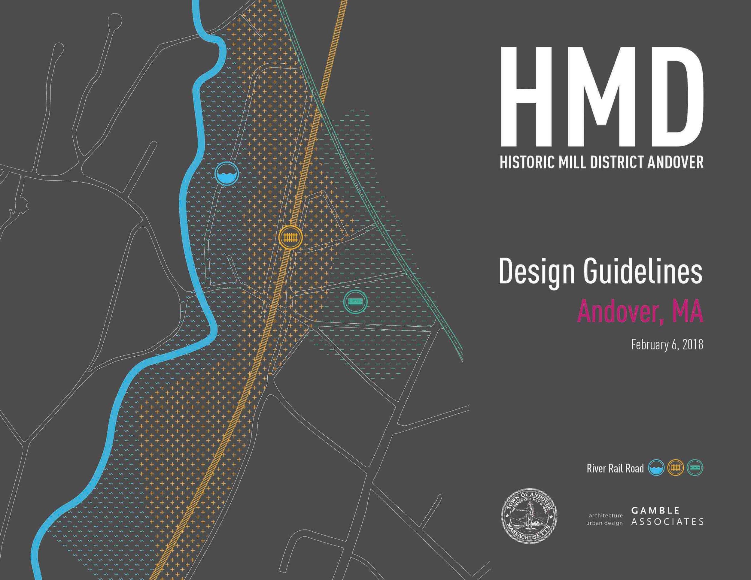 HMD Design Guidelines, 2018