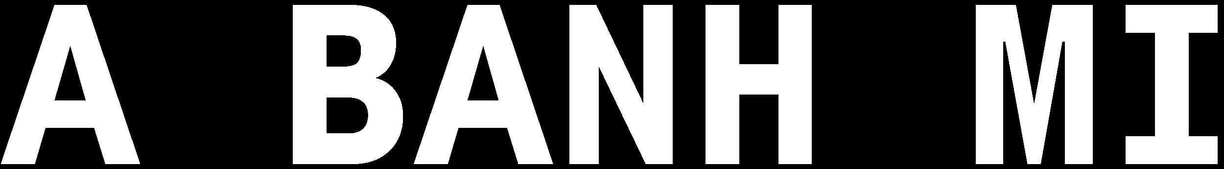 A Banh Mi