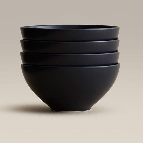 Small bowls - Semi-Matte GlazeYear & Day