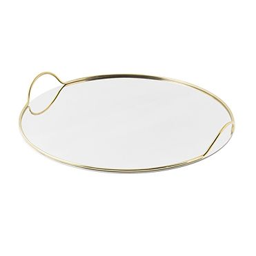 Mirror Tray - The Magreas by John Astbury and Karin WallenbackSvenskt Tenn