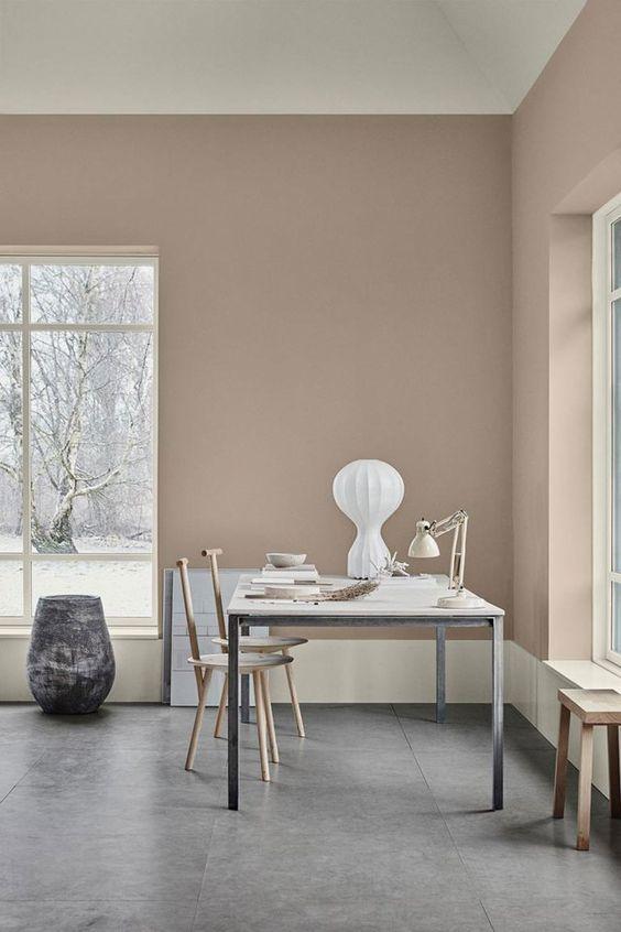 Wall: Jotun 12076 Modern Beige