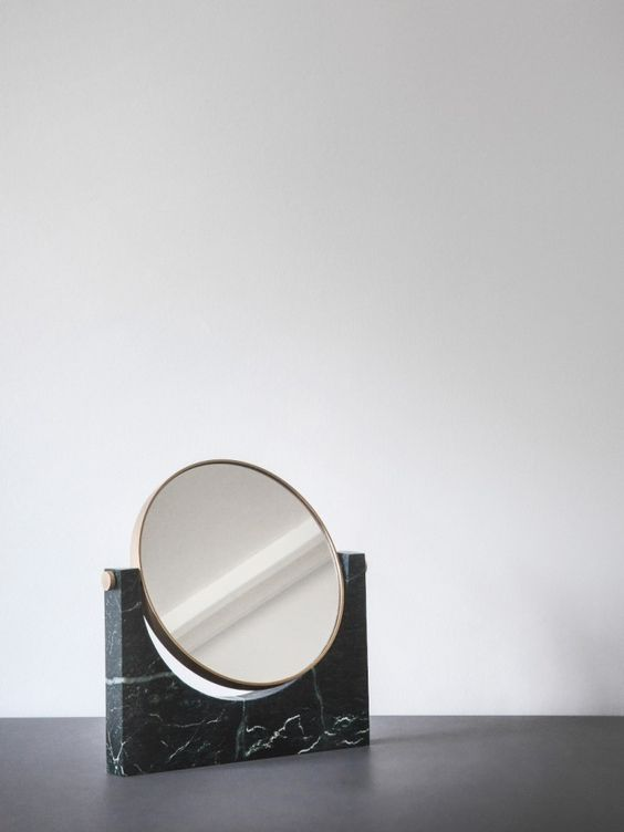 Pepe Marble Mirror by Studiopepe for Menu