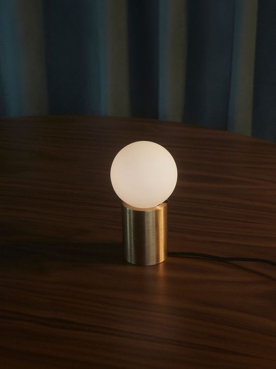 Socket Occasional Lamp by Norm Architects for Menu