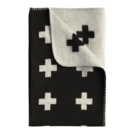 Cross blankeT - Wool & Cashmere Pia Wallén