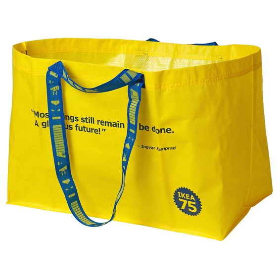 ikea VÄRLDSBRA - Shopping BagDesigner IKEA of Sweden$1.49