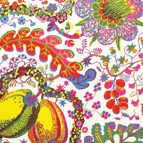 Josef Frank Textile Brazil | Svenskt Tenn