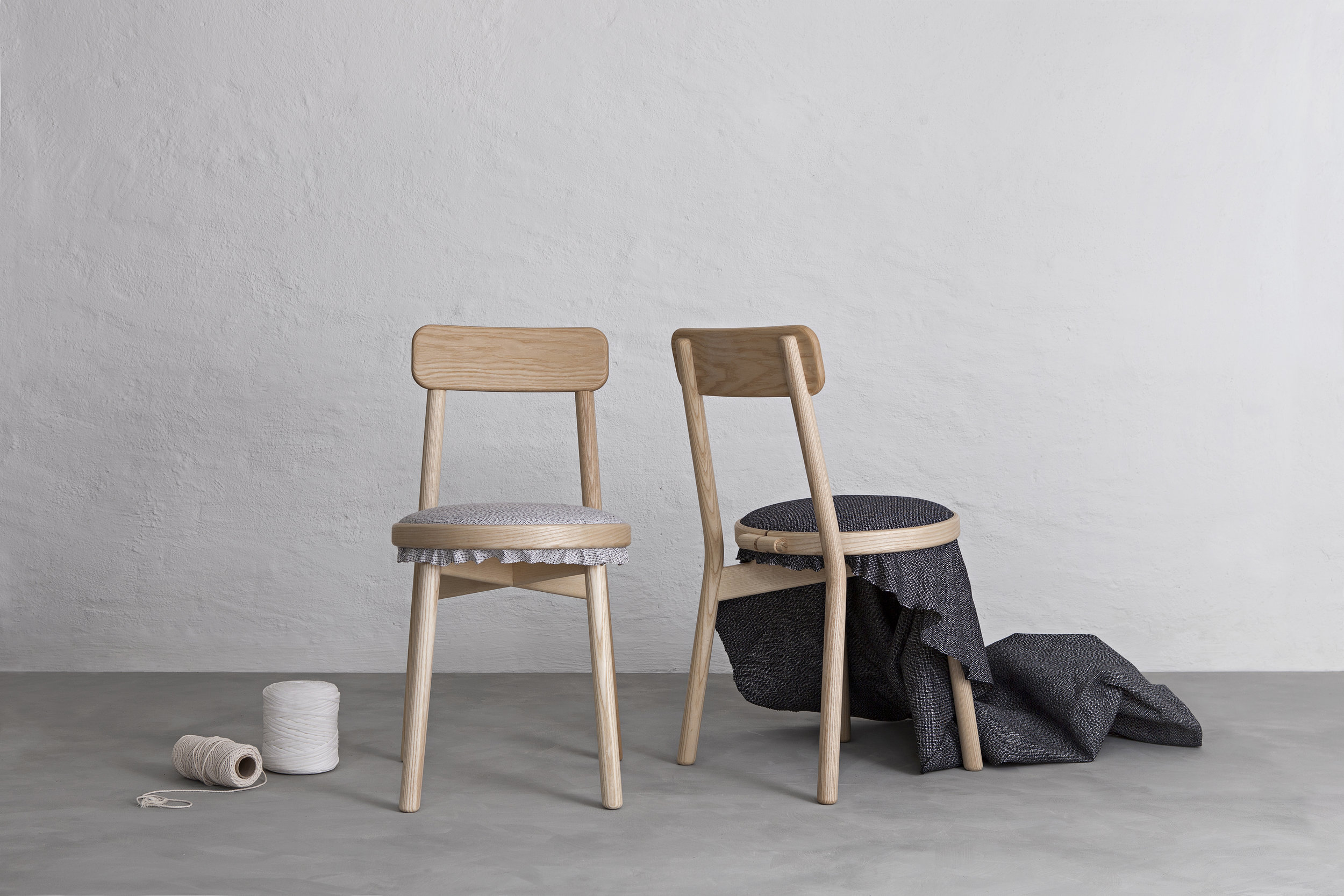 Stoft Studio R-evolve Exhibition Stockholm Design Week