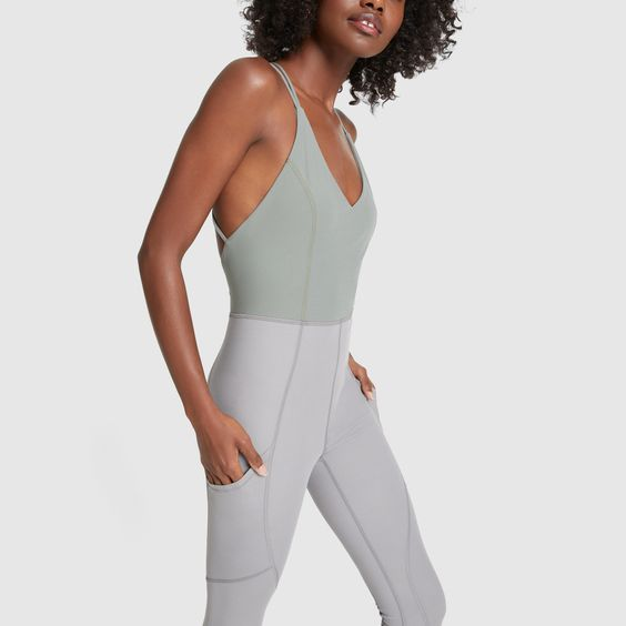 Revitalize | Blocked Unitard by G. Sport