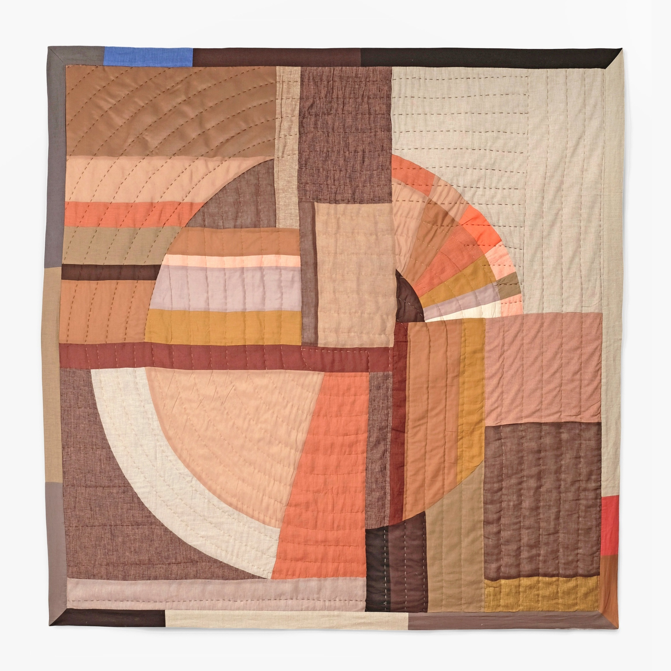 Sundial Quilt by Thompson Street Studio