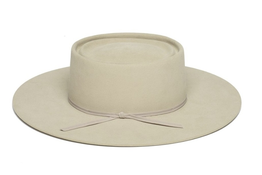 Dodge City Hat by Hopper