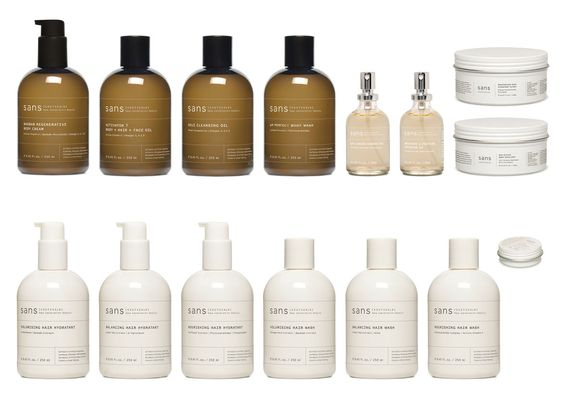 Sans [ceuticals] Without Harmful Ingredients by New Zealand Hair & Beauty Icon Lucy Vincent