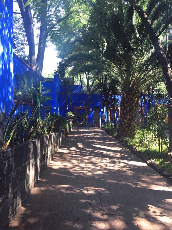 La Casa Azul – Photo Courtesy of Danae Santibáñez