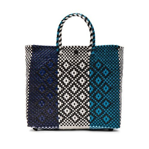 Truss Woven Tote Bag