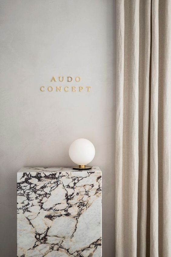 The Audo Concept by MENU