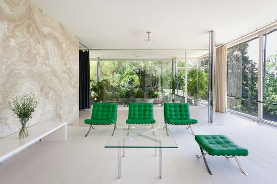 Villa Tugendhat by Mies van der Rohe