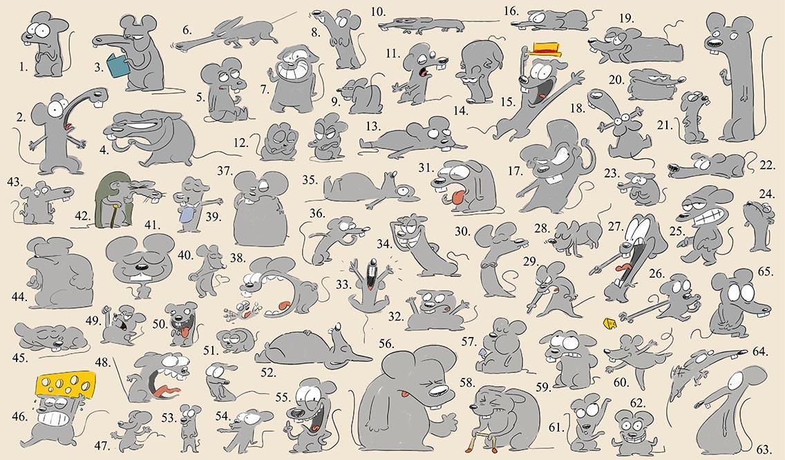 Mice/Topolini
