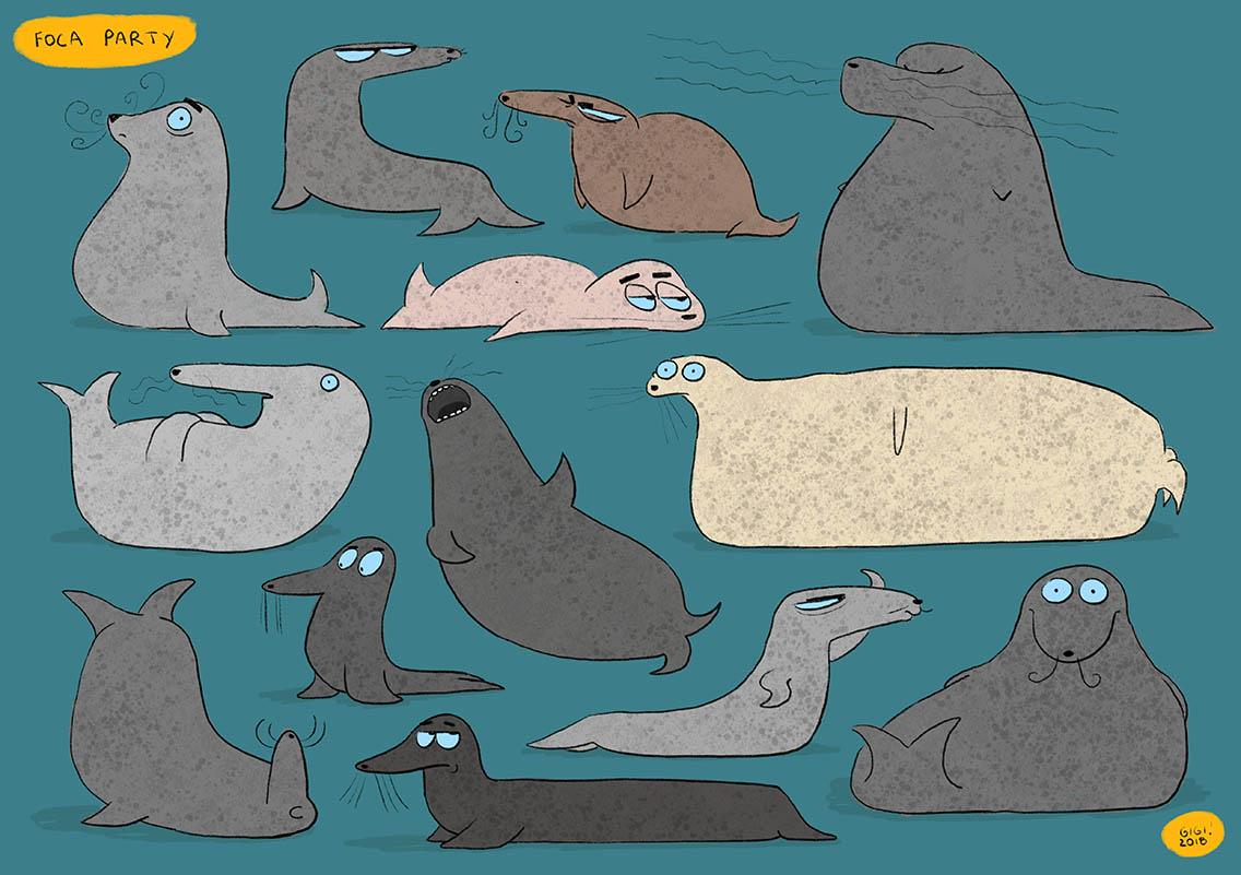 Seals Party/Foca Party