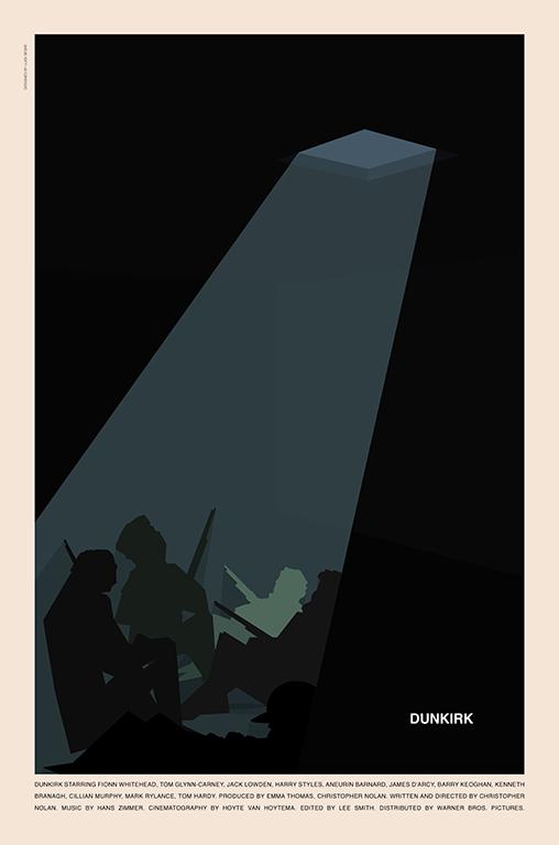 Dunkirk poster by Luigi Segre