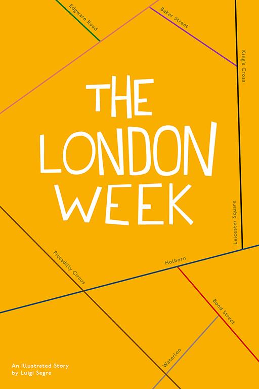 The London Week, January 2018 by Luigi Segre