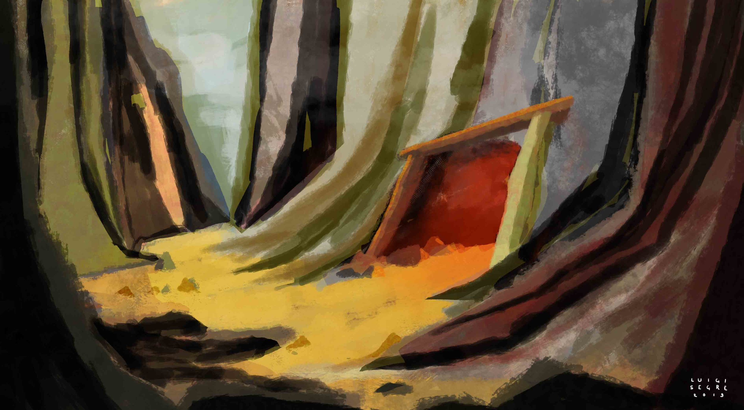Speed Painting [79] 18/02/2019: Dungeons and Dragons Vol. IV