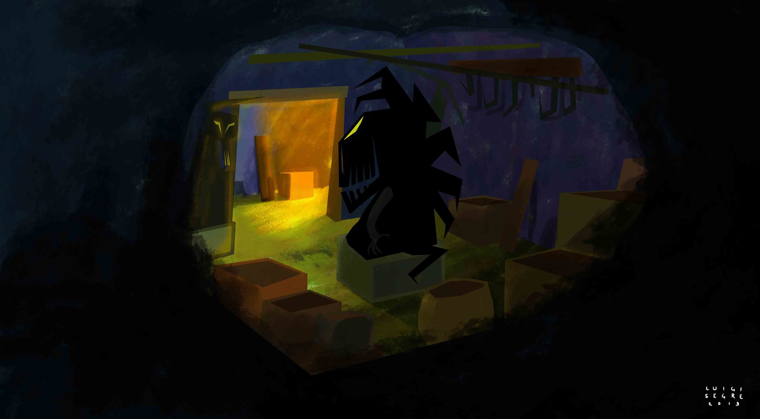 Speed Painting [86] 19/02/2019: Dungeons and Dragons Vol. XI