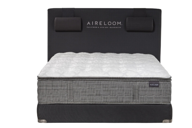 At Mattress Warehouse - Major brands including Aireloon, Kluft, Sealy Posturepedic, Stearns and Foster, Simmons Beautyrest, Serta, and more!
