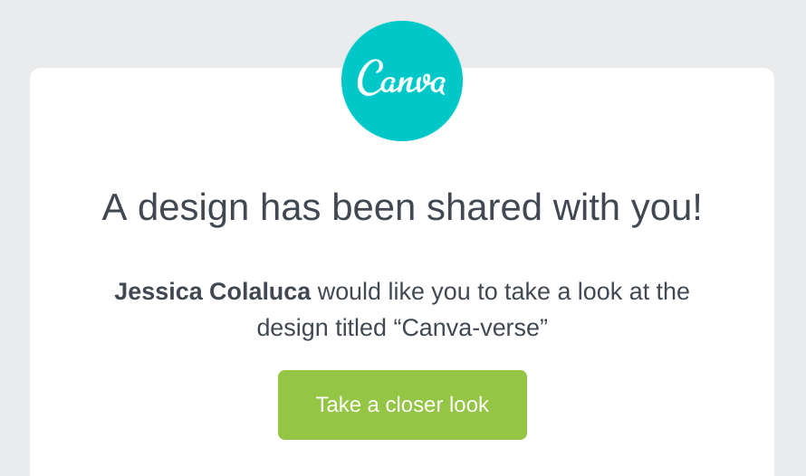 Canva | Sharing Template Design | Seed Design Consultancy