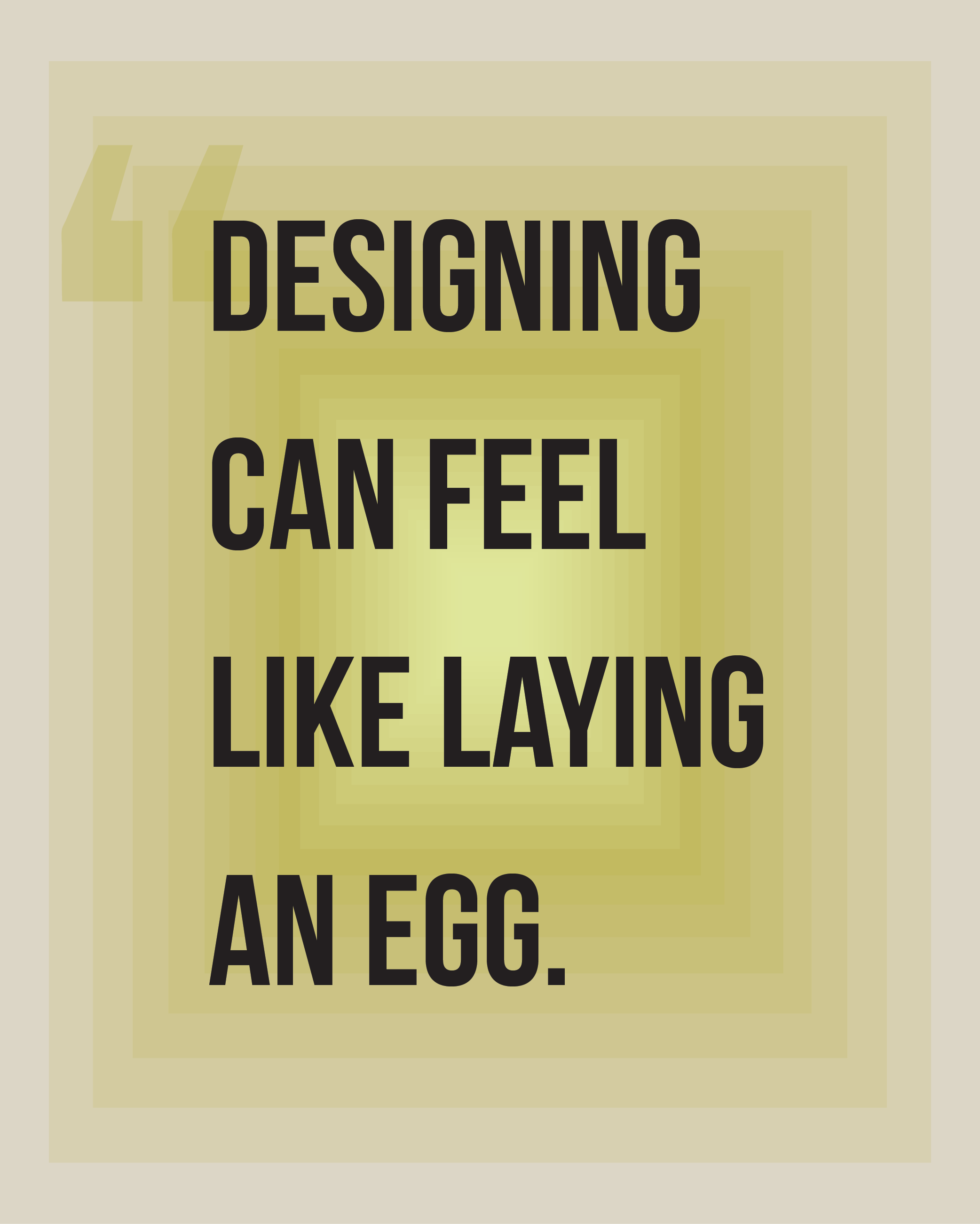 Design Foundations Quotes | Seed Design Consultancy