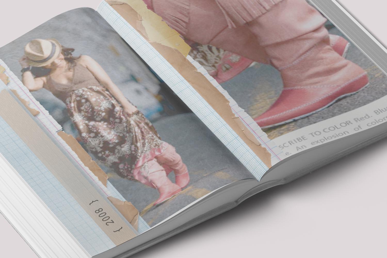 Jess' Portfolio | Timberland | Seed Design Consultancy
