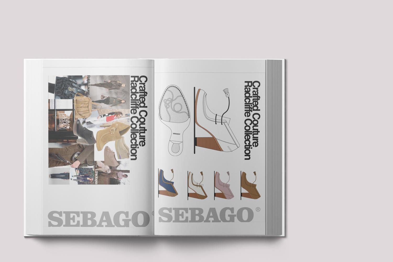 Sebago | Seed Design Consultancy