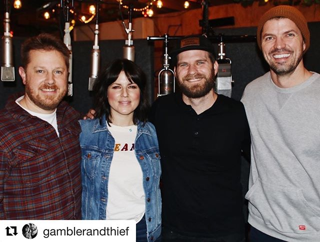 #Repost @gamblerandthief with @get_repost ・・・ For a long time I thought that art happens in some quiet, small space, away from others, isolated from the world. But, I've come to see that while I may have moments of inspiration or ideas on my own, it takes a community to see an idea through to where it becomes art.  The time in the studio has been just that for us. A gathering of people, all with skill and ideas, coming together to pull pieces together. Each person with an ability unique to the other.  And these ideas build on each other to create something greater than ever thought possible with the initial spark in the room by myself. And in this space of building and collaborating, we find something that speaks to all of us. We find our story. We find ourselves. We find art.  We're not done (Day 7!), we're still in the process of building, and I'm so proud to be part of this team. To these guys (and others that aren't in this pic...@rickynewtonmusic and #markarwan) and the others that support us from outside this space, thank you. Cheers! 📷: @ellisoncreative . . . #guitar #song #musician #recording #songs #group #bands #singer #guitarist #pianist #songwriter #indie #indiemusic #folk #indiefolk #grangerecorders #studio #community #photooftheday #art #life #recording #vintage #vintagegear #vintagemics