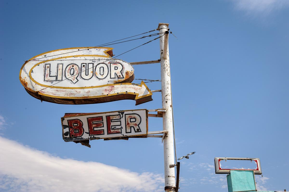 Liquor & Beer
