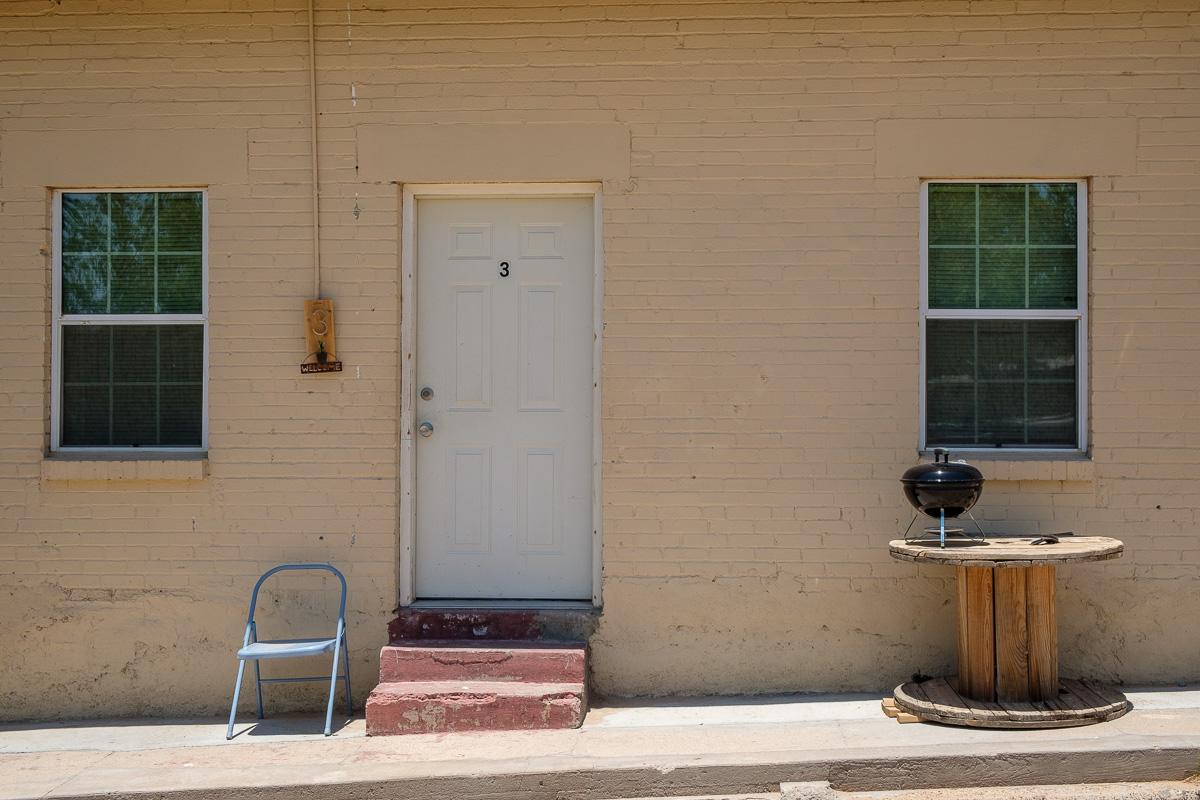 Door #3