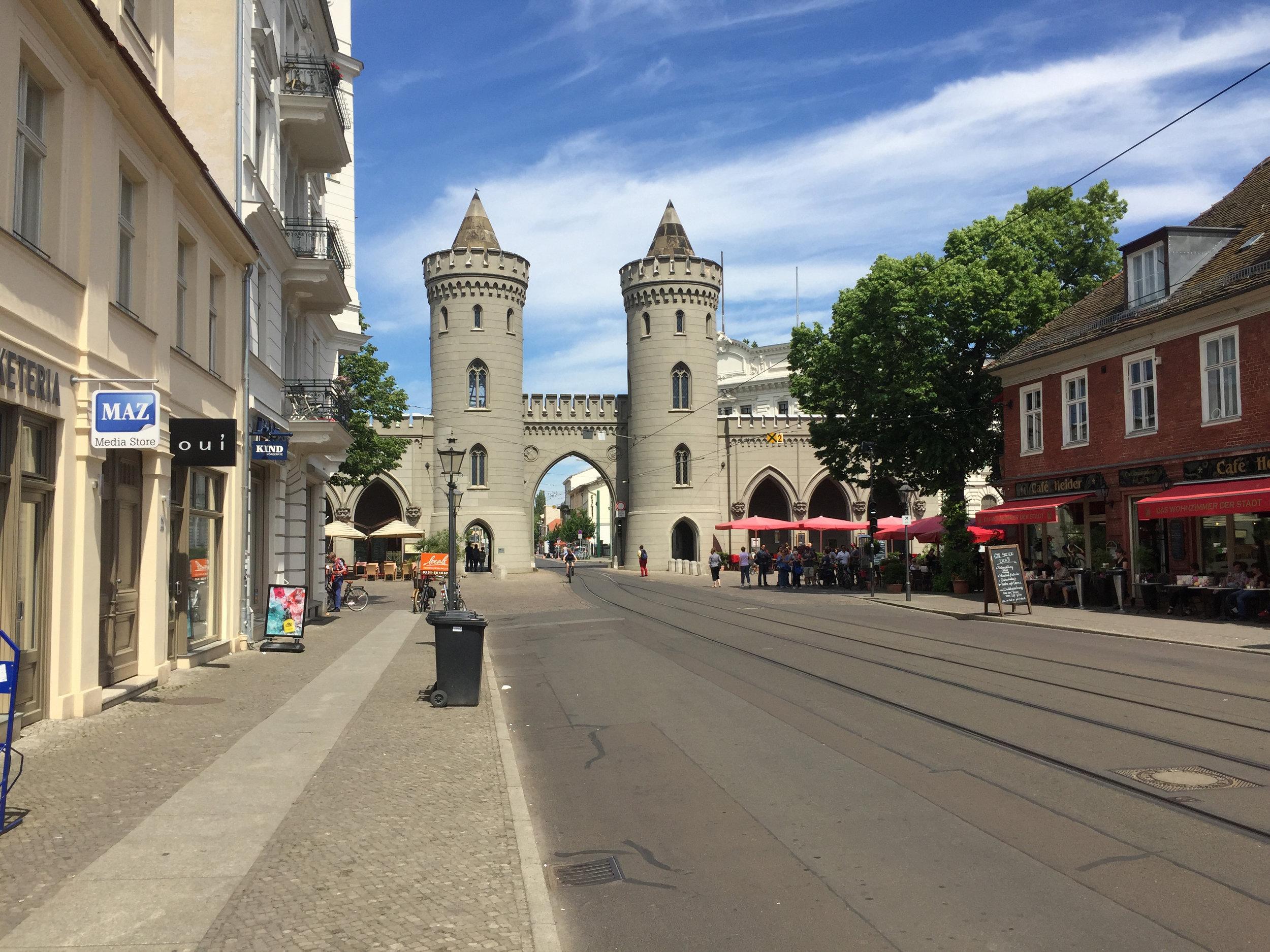 Rodney Reider -- International travel to Czech Republic and Germany
