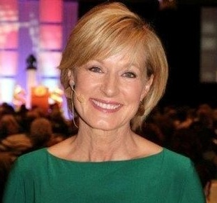 Carolyn Holly , former Saint Alphonsus VP of Marketing, Communications and Community Engagement, and KTVB Channel 7 News Anchor