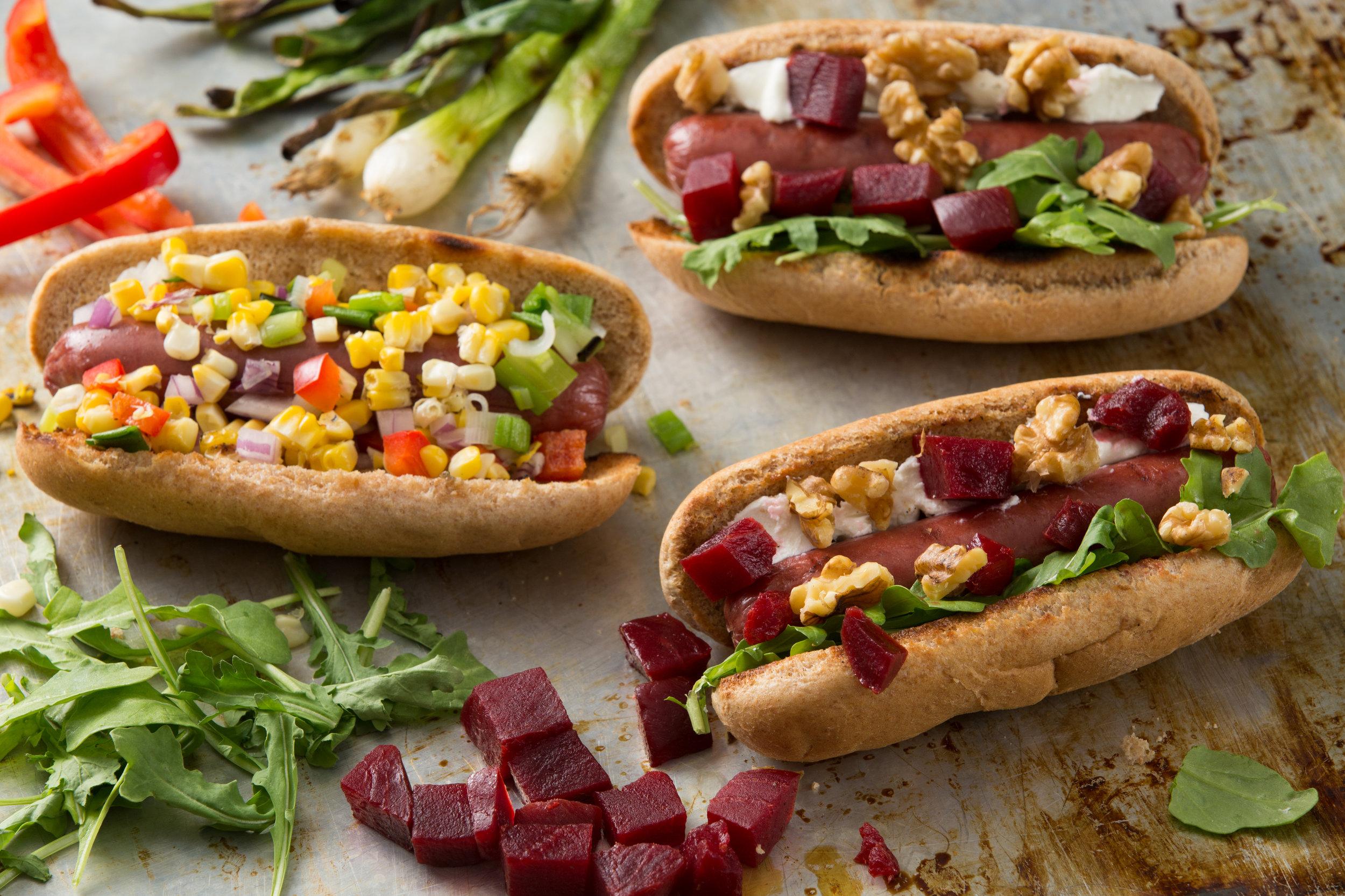 Door to Door Organics Hot Dogs