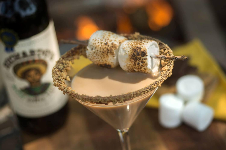 Richardo's S'mores Martini