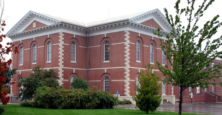 The Platte County courthouse in Missouri  (Wikimedia Commons)