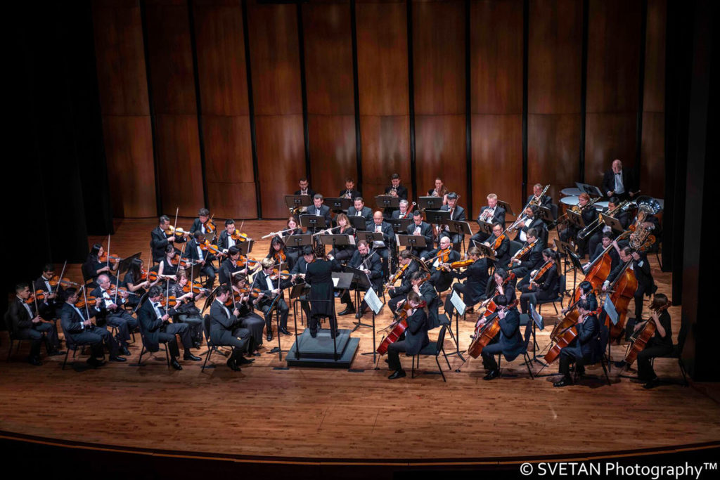 TMCO performs Romantic Masterpieces at Hobby Center.