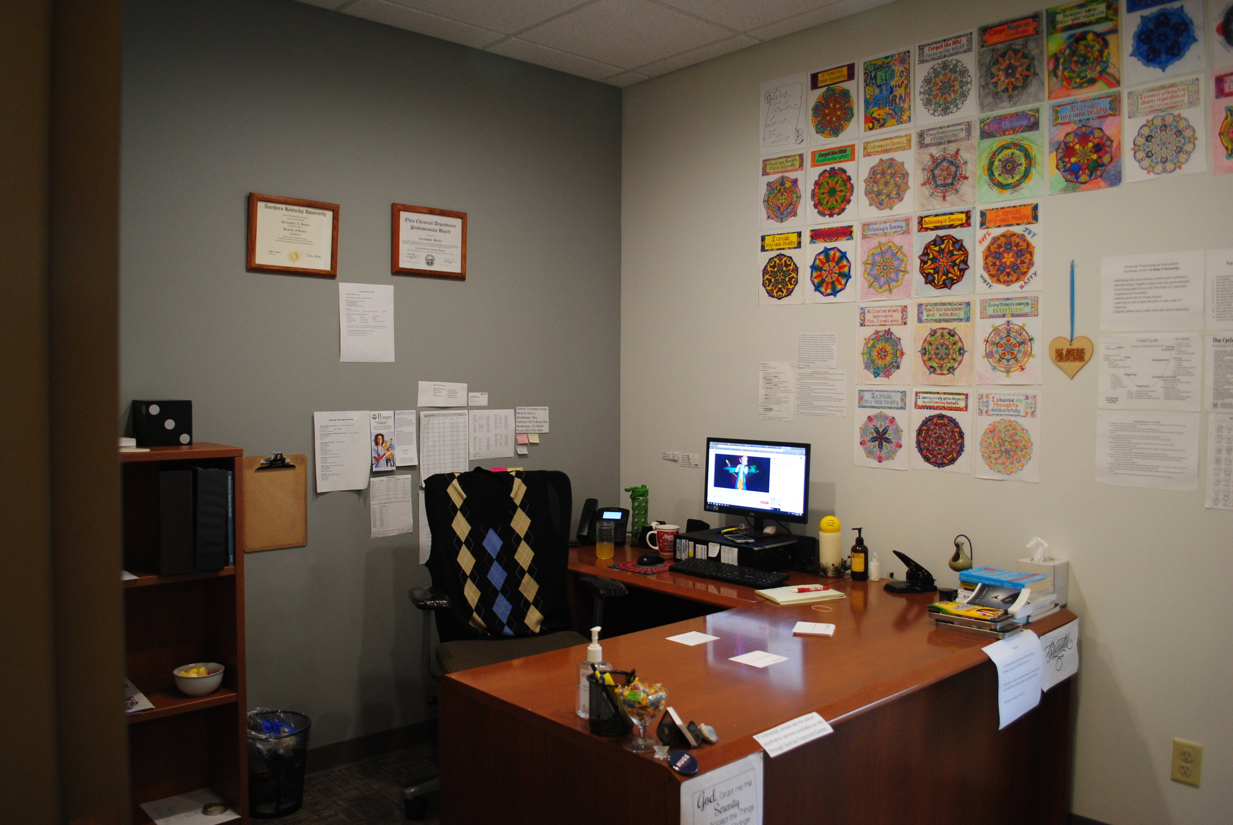 Counselor's Office - Forest Park