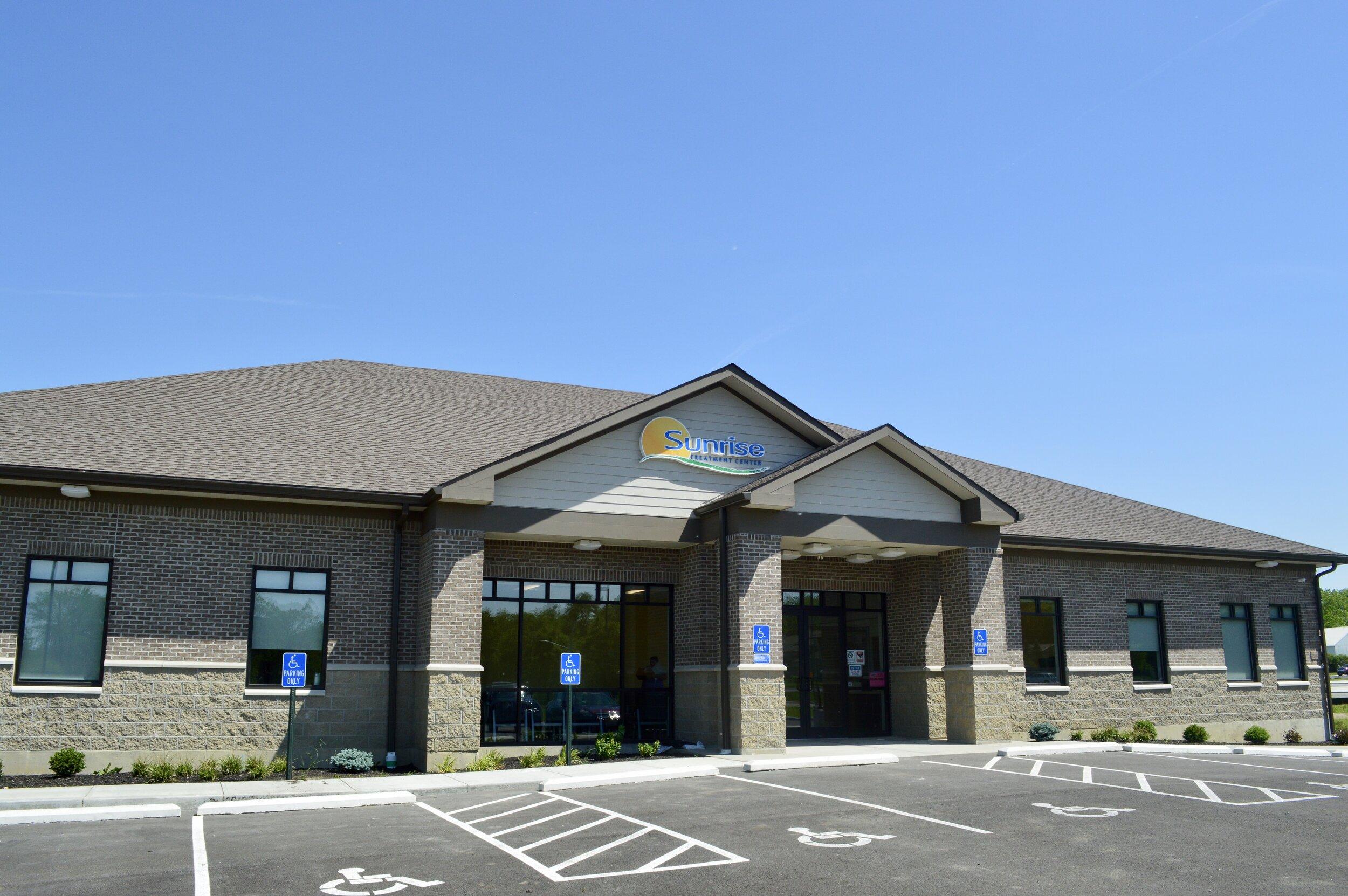 Piqua Office Sunrise Treatment Center