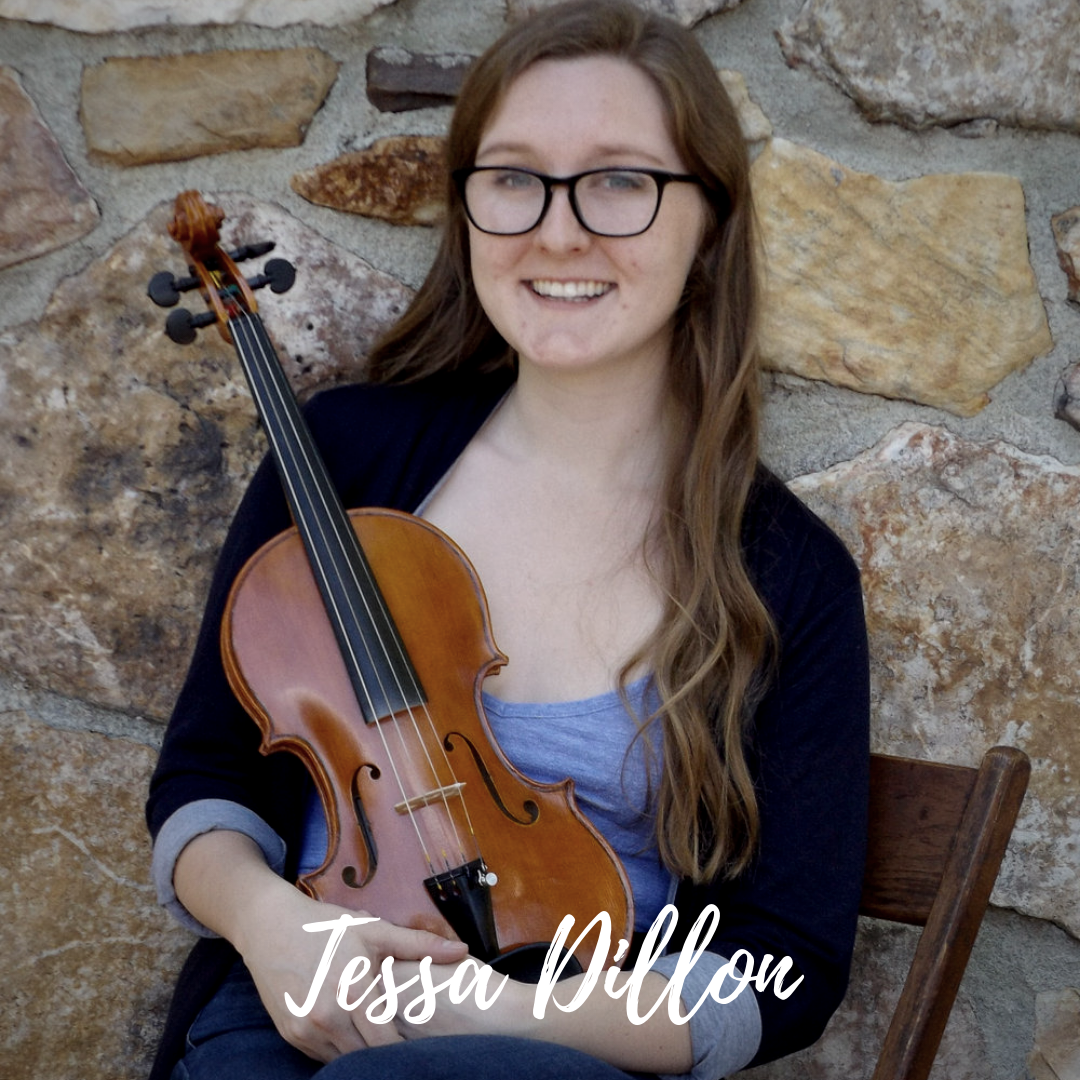 WV Fiddle Tunes - Hailing from an area with a strong tradition in fiddling is Tessa Dillon, from Saint Albans, WV. She's been playing fiddle in West Virginia since she was 5 years old. Her driving style has helped her win 1st place at the Vandalia Gathering, Ed Haley Memorial Contest, Surry County Fiddlers Convention, and Elmer Rich Memorial contest, as well as placing 3rd at Clifftop, the Galax Fiddlers Convention and the Grand Masters Fiddle Championship in Nashville, TN. She released her first solo album, titled It's Hard to Love, in Summer 2018 with Kim Johnson on banjo and Jesse Milnes on guitar. She is happy to be keeping the West Virginia fiddling tradition alive and strong.
