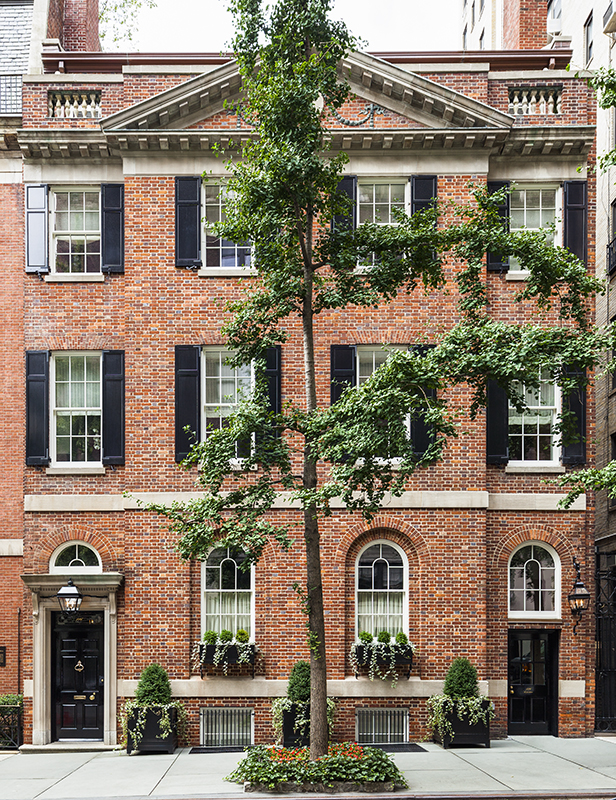New York City town house