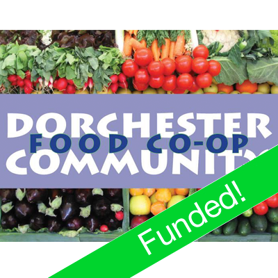 Dorchester Community Food Co-op - Offered to Massachusetts Residents Only