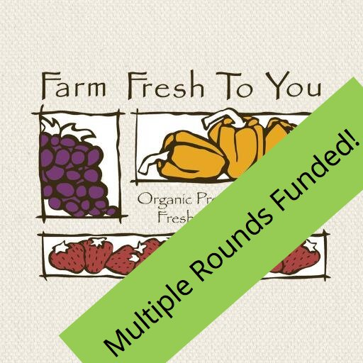 Farm Fresh to You - Offered to California Residents Only