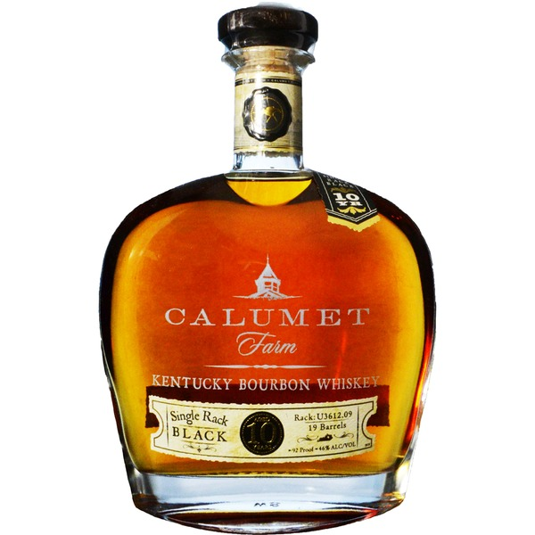 CALUMET FARM 10 YEAR BLACK  AROMA  Notes of vanilla, caramel, and butterscotch  TASTE  Abundantly textured with bursts of toasted honey and oak  FINISH  A long, lively and captivating finish revealing all flavors