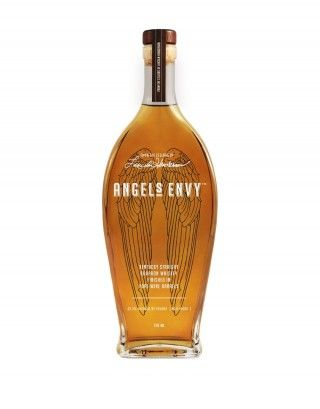 ANGEL'S ENVY  AROMA  Subtle Vanilla with Raisins, Maple Syrup, Toasted Nuts   TASTE   Vanilla, Ripe Fruit, Maple Syrup,Toast, Bitter Chocolate  FINISH  Clean, Lingering Sweetness,Dryness, Dried Fruit, Vanilla, Madeira that Slowly Fades