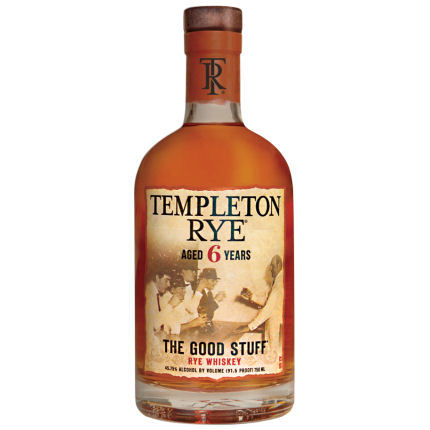 TEMPLETON RYE  AROMA  Dry, grassy, and natural spice  TASTE  Hint of caramel, butterscotch, toffee, and all spice  FINISH  Well balanced, clean, and smooth