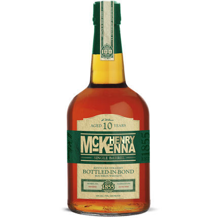 HENRY MCKENNA 10 YEAR  AROMA  Vanilla, oak, and caramel  TASTE  Honey, cinnamon, and dark fruit  FINISH  Long, rich, and spicy