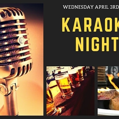 Tonight at Monkey Bar Karaoke and Krimmers Pizza